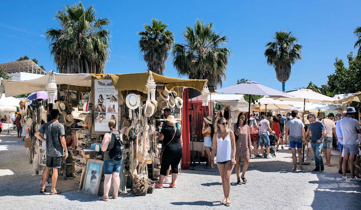 SAN CARLOS-Pueblo de Ibiza
