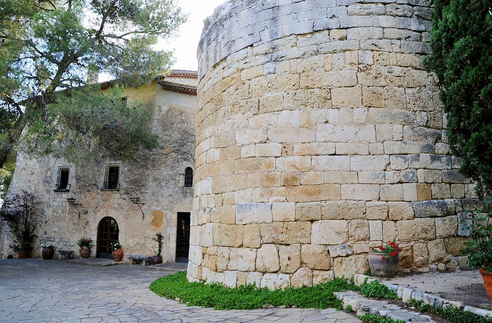 les-gunyoles-barcelona-torre-romana