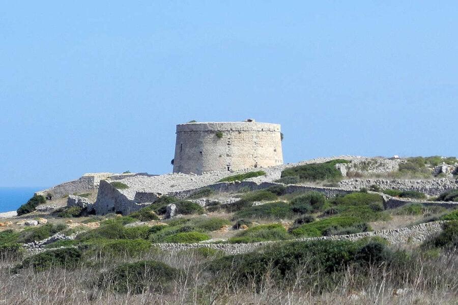 Torre de Planjat-Es Castell