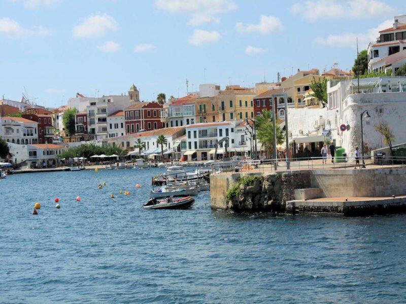 Visitar Es Castell en Menorca