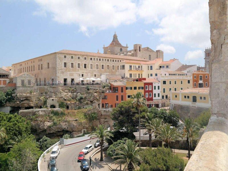 Visitar Mahón en Menorca