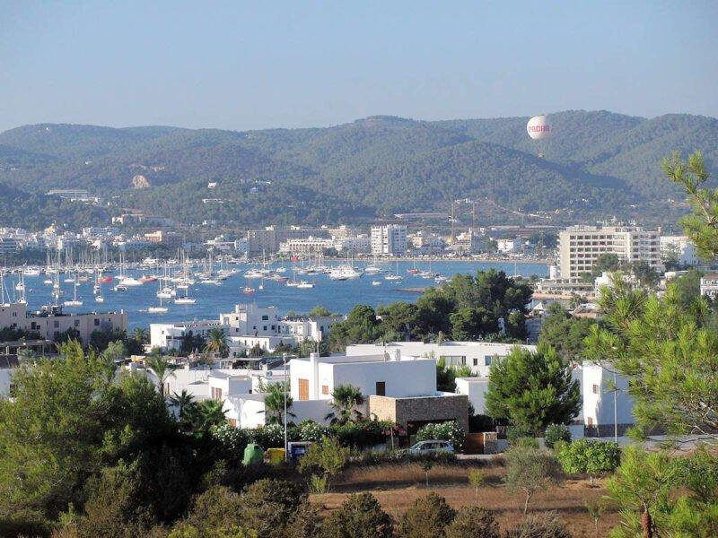 Visitar San Antonio en Ibiza
