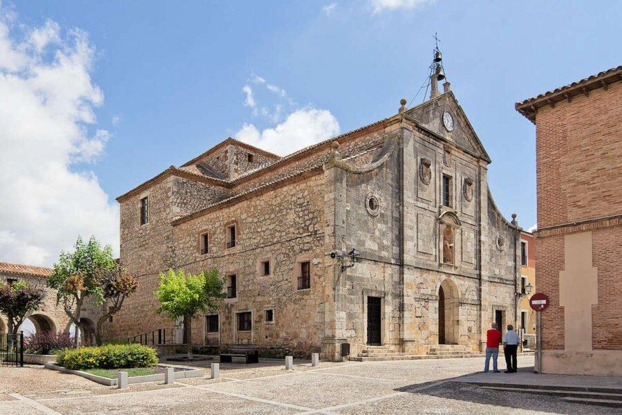 Convento de Santa Teresa en Lerma