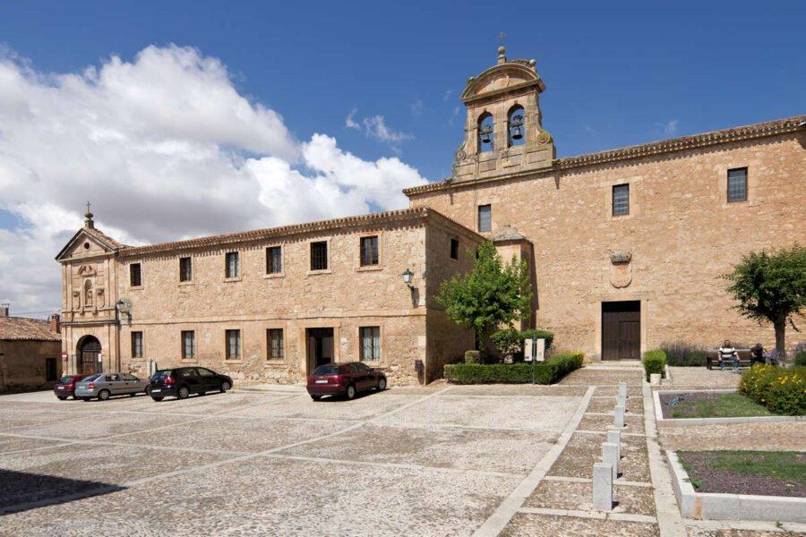 Monasterio de la Ascensión de Nuestro Señor, Lerma