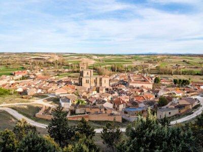 PEÑARANDA DE DUERO-Pueblo de Burgos