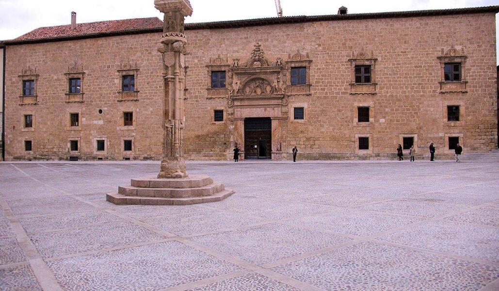 Palacio de los Condes en Peñaranda de Duero