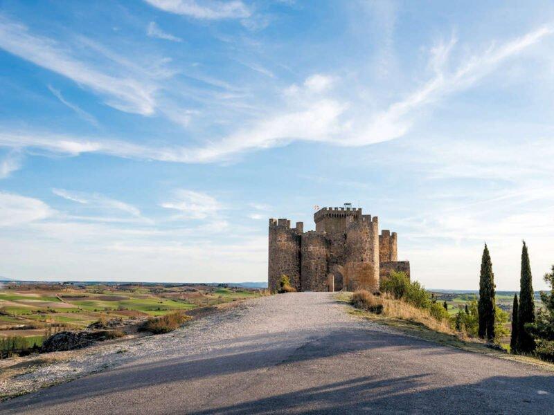 Ruinas del Castillo de Peñaranda de Duero