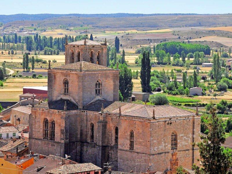 Visitar Peñaranda de Duero en Burgos
