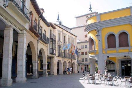 ARANDA DE DUERO-Pueblo de Burgos