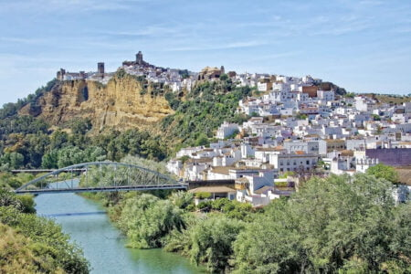 ARCOS DE LA FRONTERA-Pueblos de Cádiz