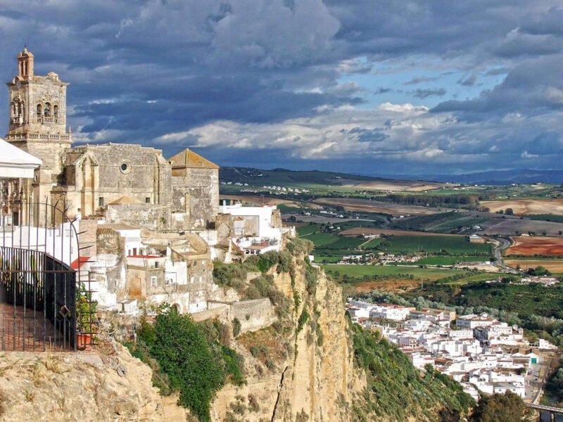 Arcos de la Frontera, Pueblos más bonitos de Cádiz