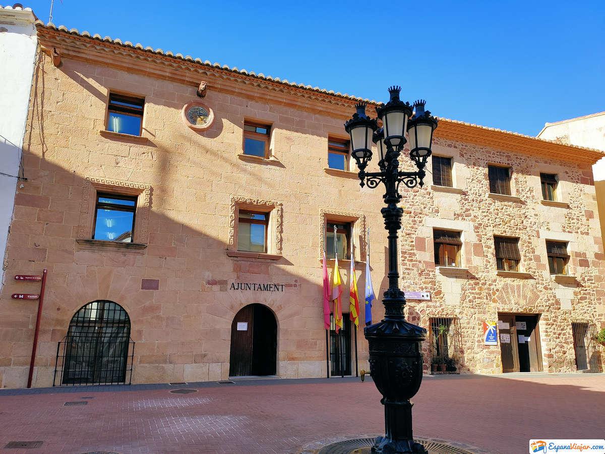 Ayuntamiento de Vilafamés