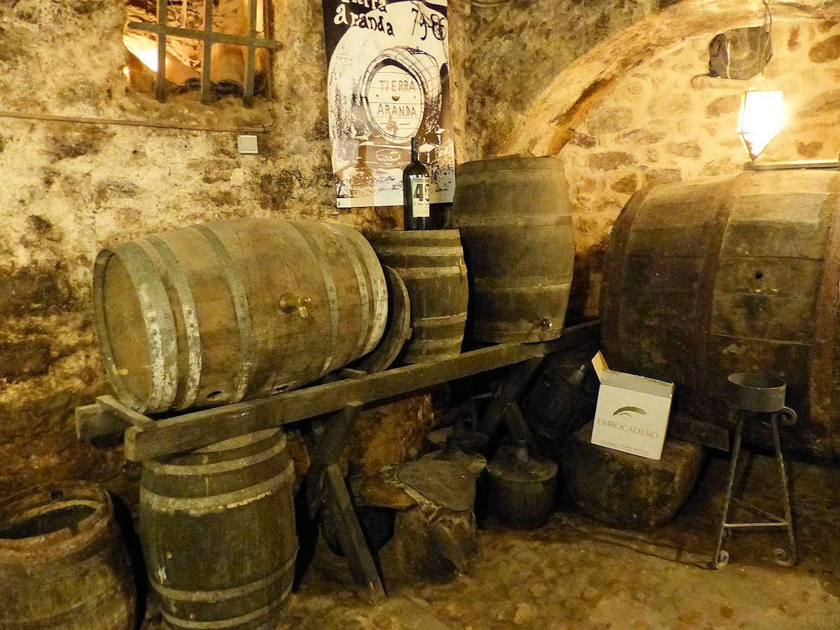 bodegas-subterraneas-en-aranda de duero