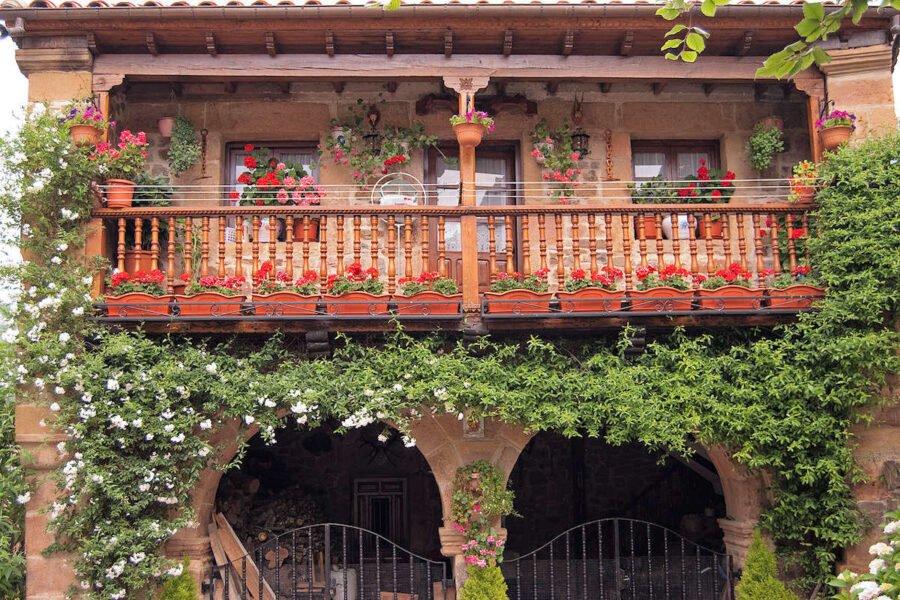 Casas con encanto en Bárcena Mayor