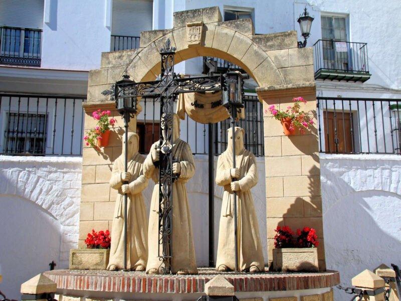 Casco antiguo de Arcos de la Frontera