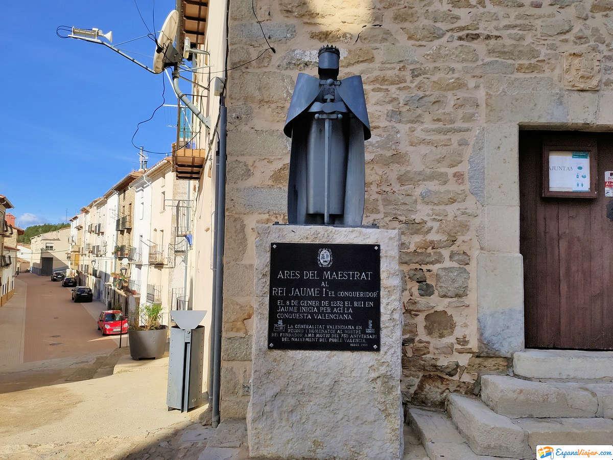 Casco histórico de Ares del Maestrat