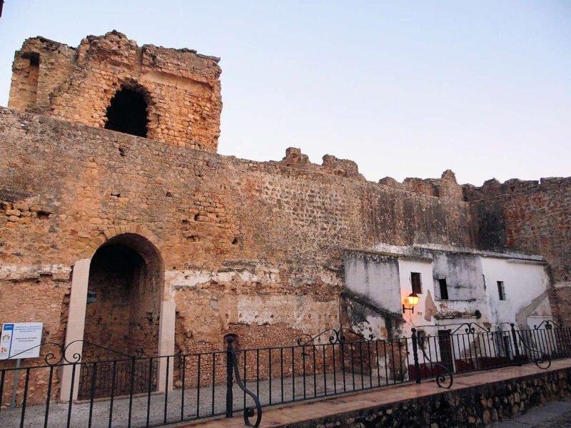 Castillo de época califal de Hornachuelos