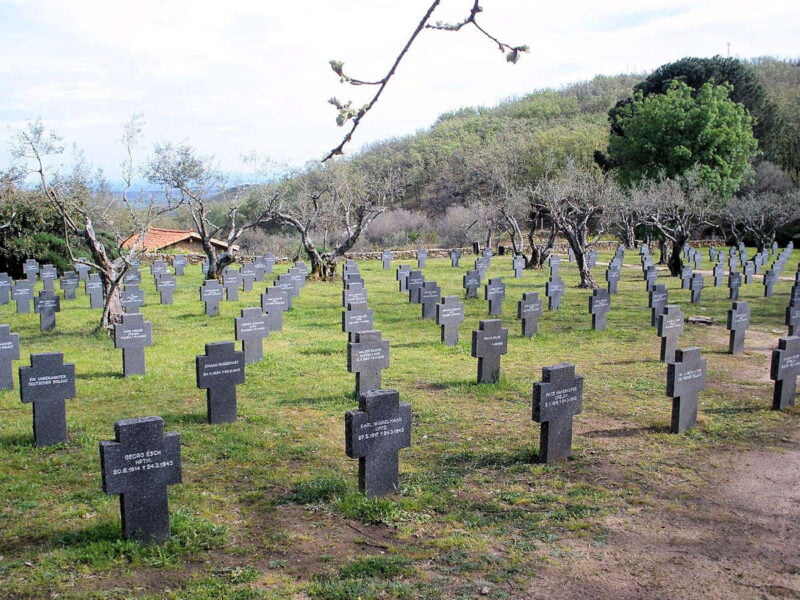 Cementerio Militar Alemán de Cuacos de Yuste