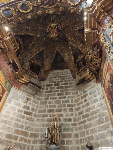 Detalles Iglesia Santa María la Mayor - Morella