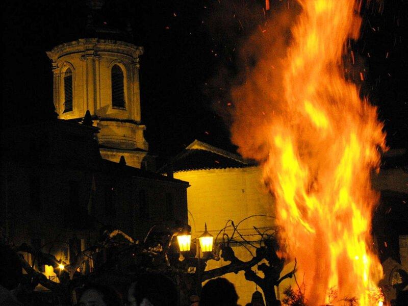 Festividades Santo Domingo de Silos