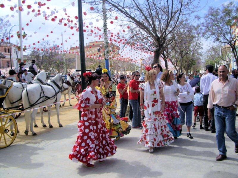 Festividades de Sanlúcar de Barrameda