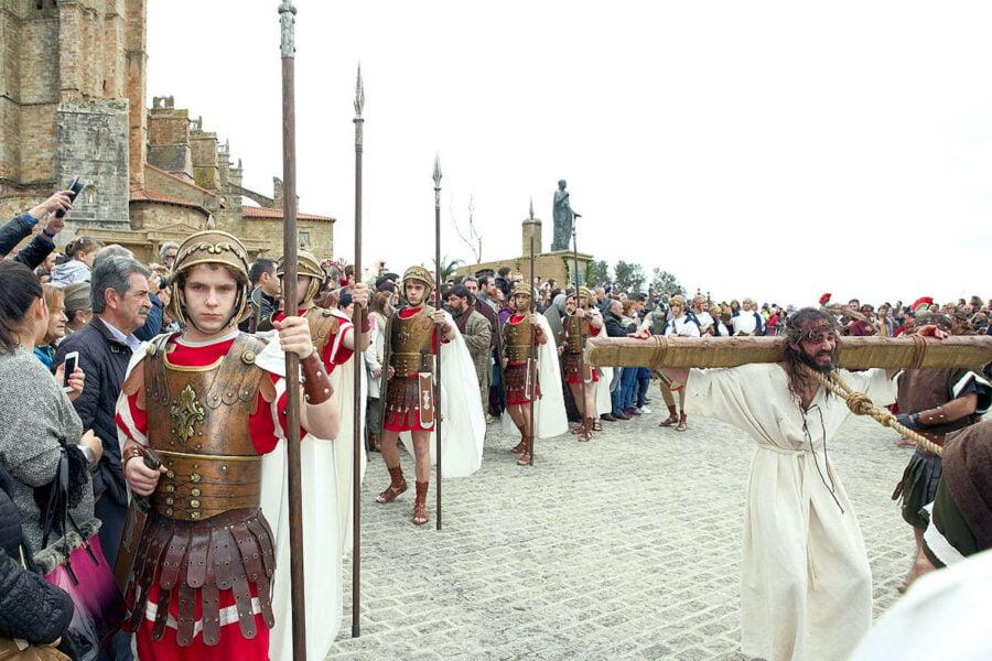 Festividades en Castro Urdiales