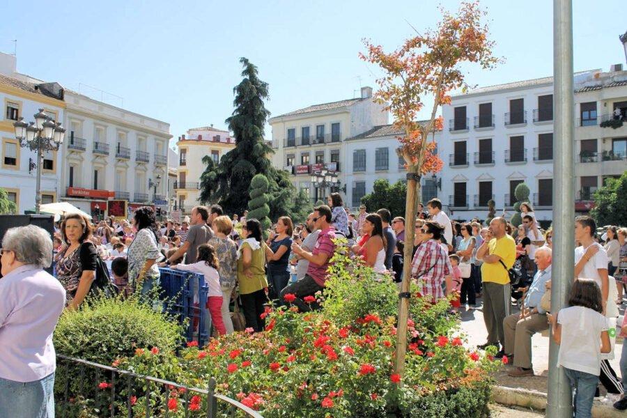 Festividades en Priego de Córdoba
