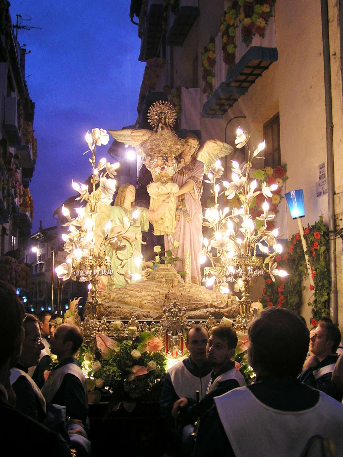 festividades-en-poblado-morella-castellón