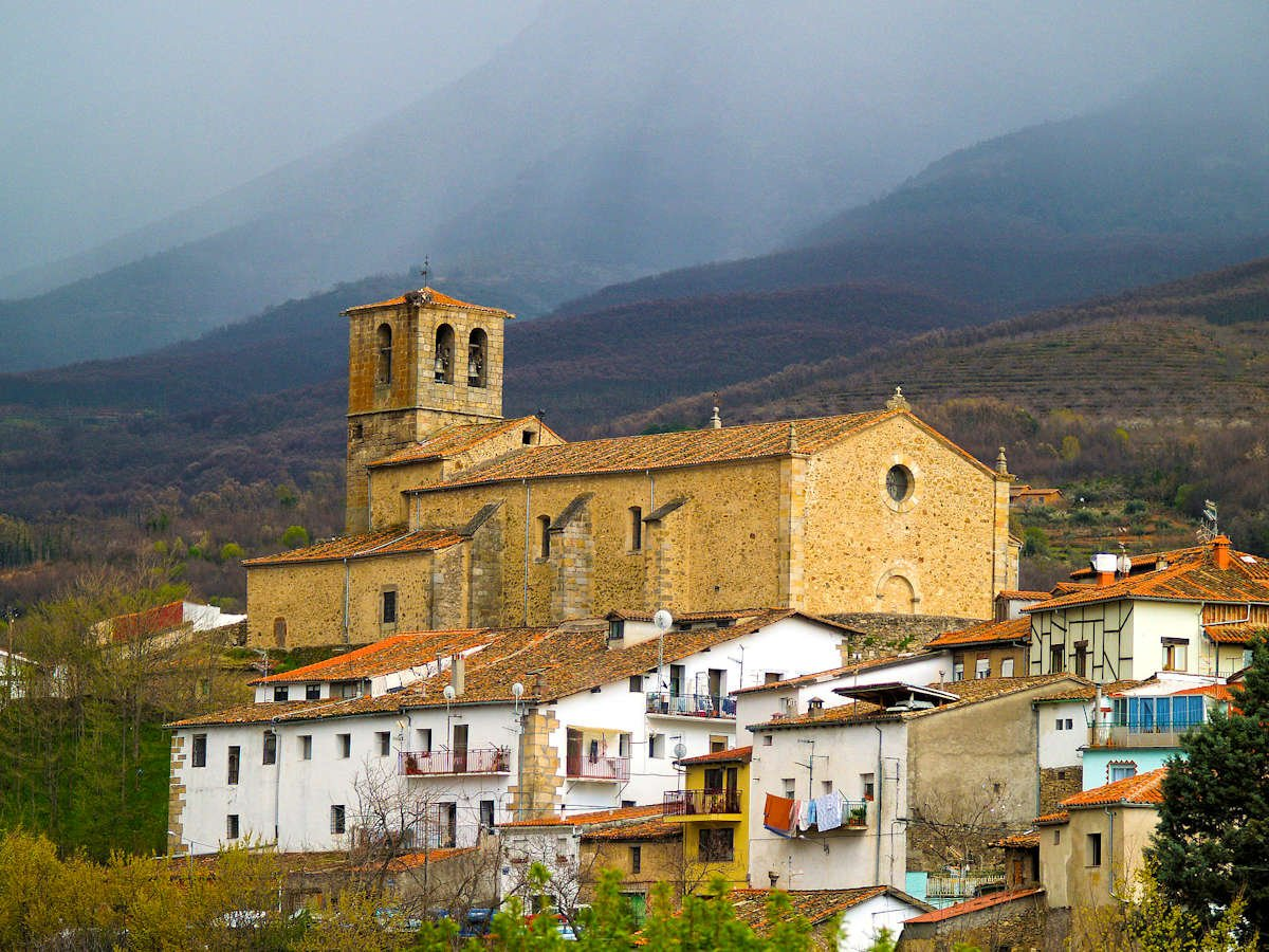 HERVÁS-Pueblo de Cáceres
