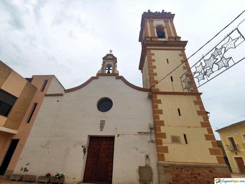 Iglesia Parroquial de Sant Agustí de Mascarell