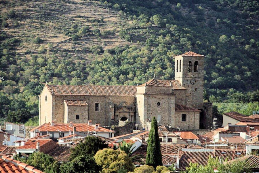 Iglesia Parroquial de Santa María de Hervás