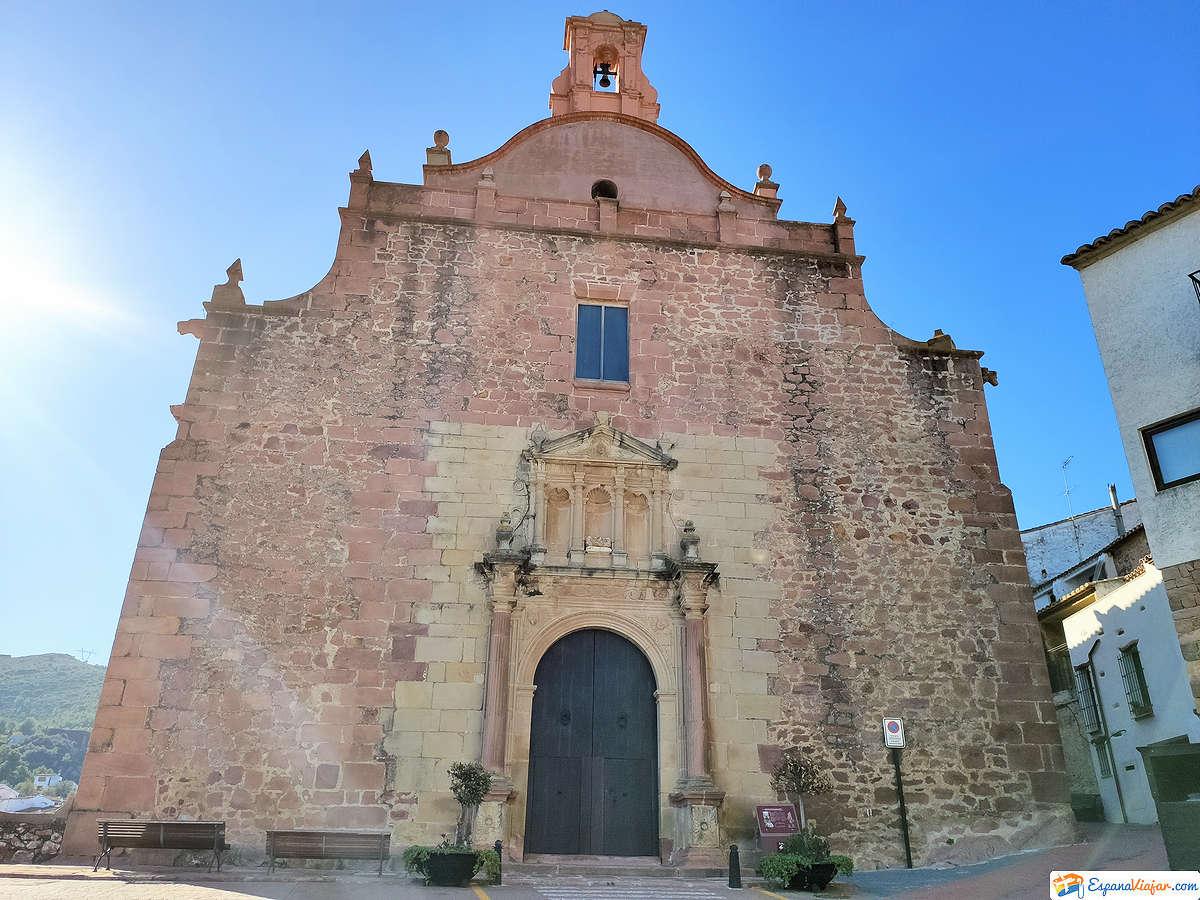 iglesias-y-ermitas-en vilafamés-pueblo-de-castellón