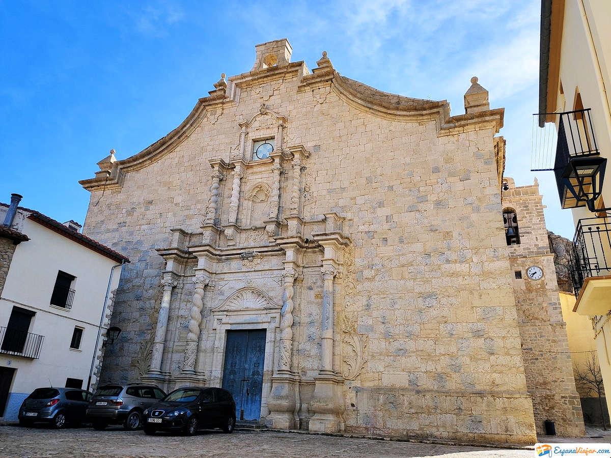 iglesia-parroquial-de-la-asunción-ares-del maestrat-castellon