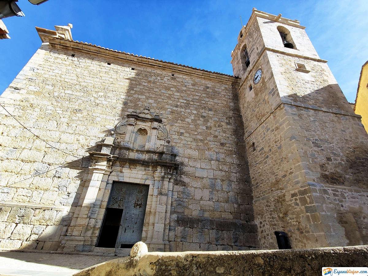 Iglesia Parroquial de la Asunción de la Virgen en Ares del Maestrat