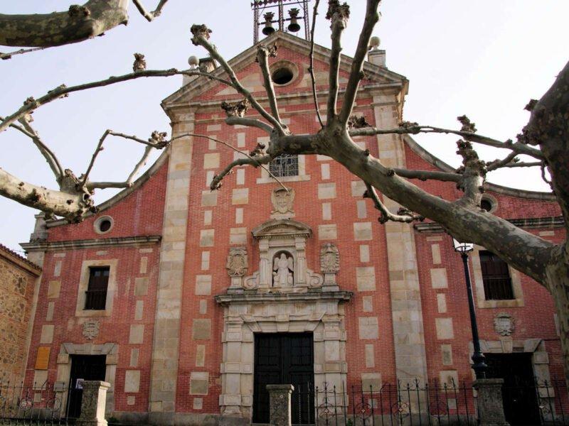 Iglesia de San Juan Bautista-Hervás