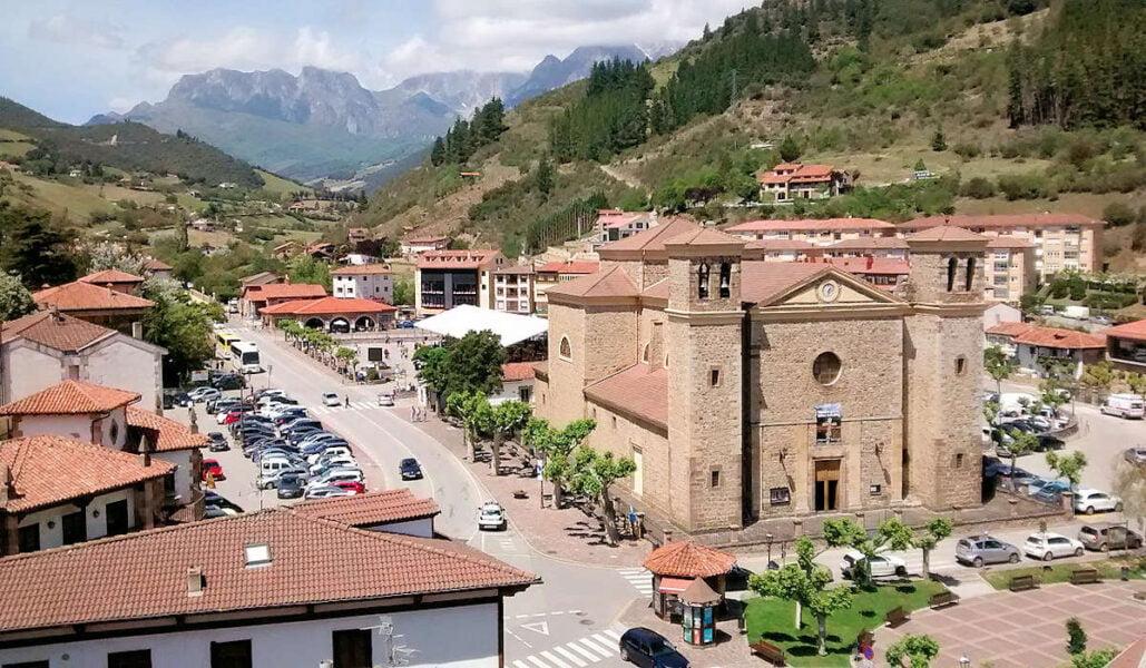 Iglesia de San Vicente de Potes