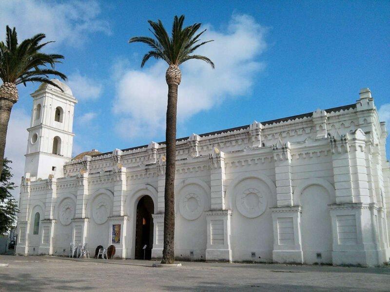 Iglesia de Santa Catalina en Conil de la Frontera