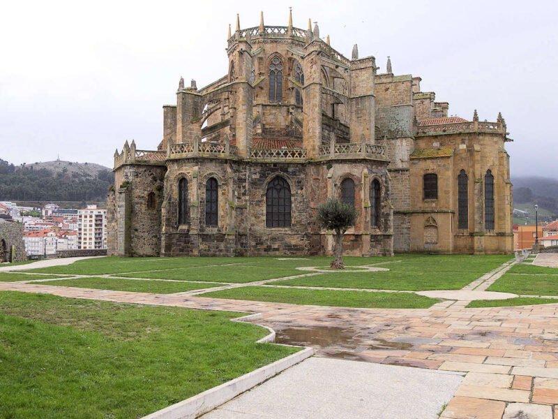 Iglesia de Santa María de la Asunción de Castro Urdiales