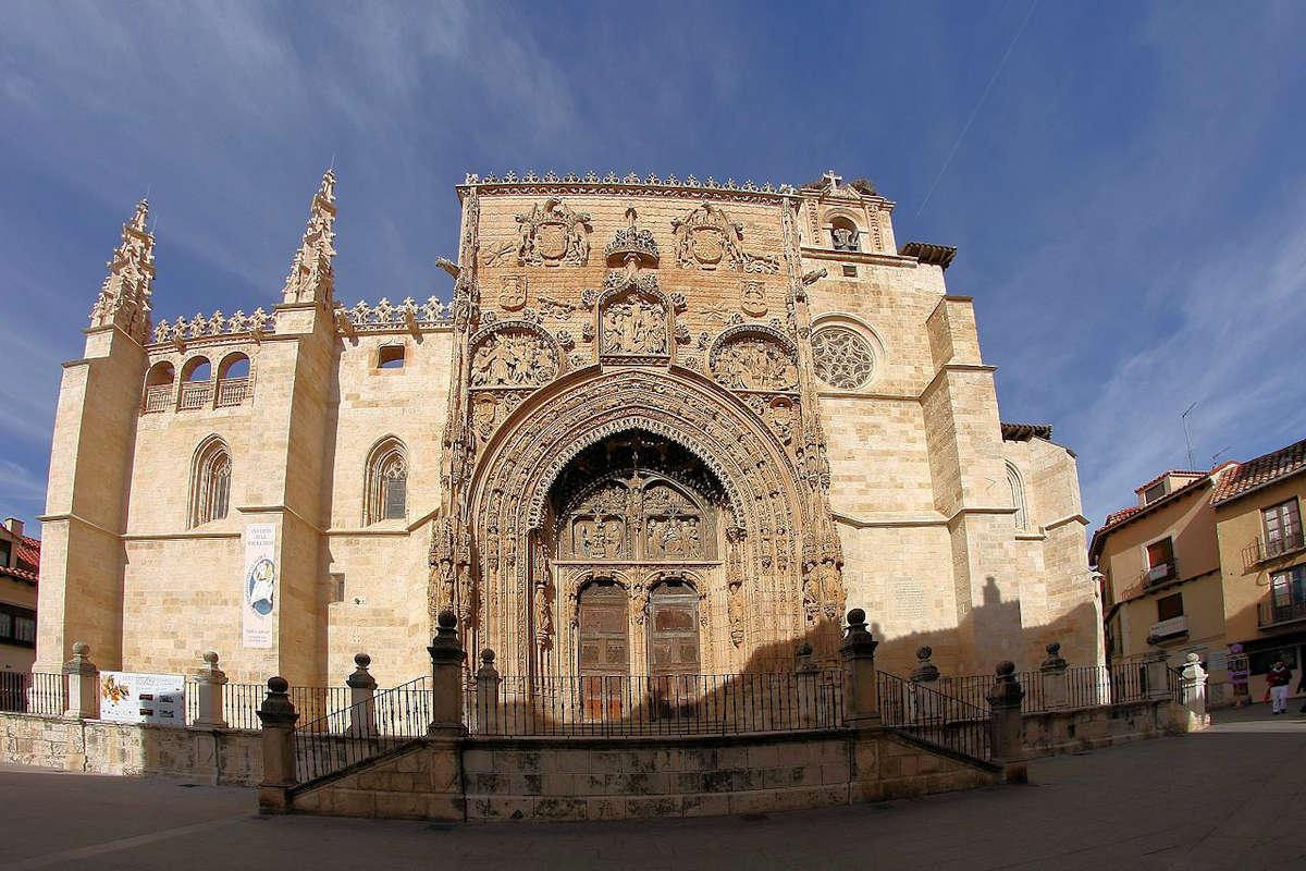 Iglesia-Sta-Maria-burgos-aranda-de-duero