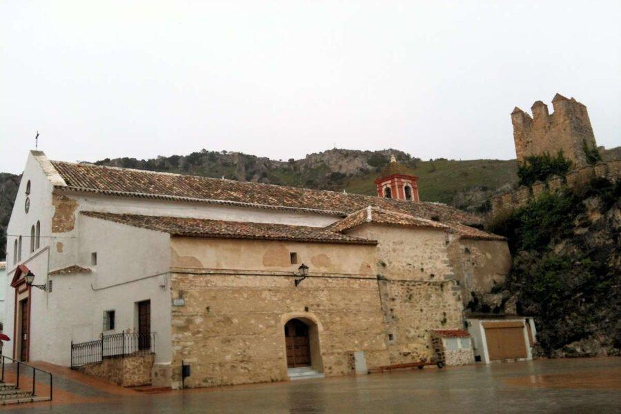 Iglesia de los Remedios en Zuheros