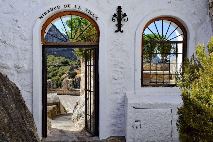 Mirador de la Villa de Zuheros