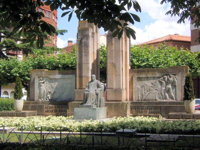 Monumento a Diego Arias