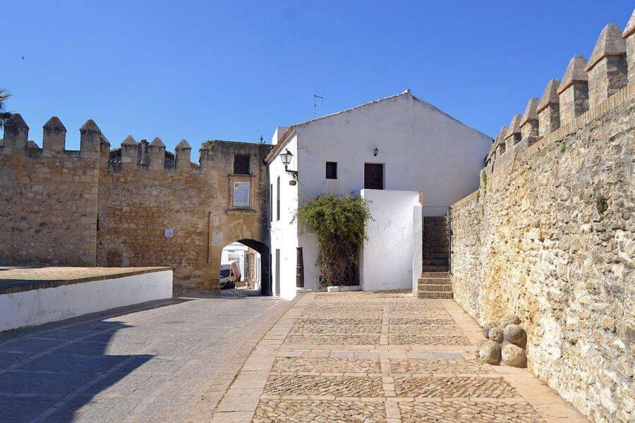 Murallas de Vejer de la Frontera-Cádiz