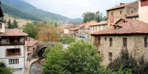 POTES-Pueblo de Cantabria