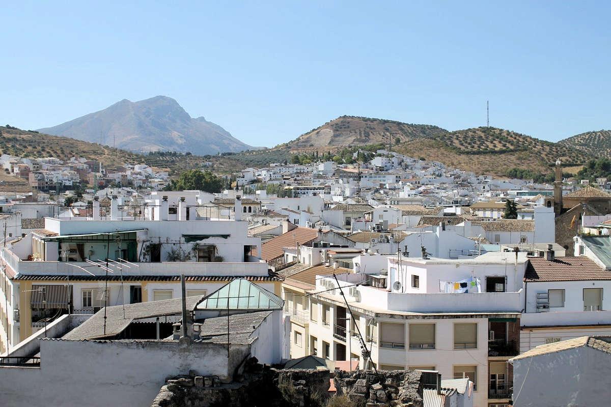 PRIEGO DE CÓRDOBA-Pueblo de Córdoba
