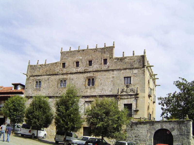Palacio de Velarde de Santillana del Mar