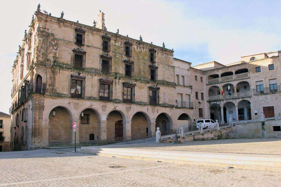 Palacio del Márques de la conquista