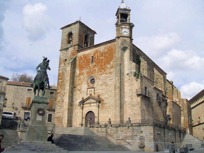 Plaza Mayor de Trujillo