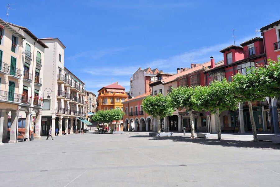 Plaza de Aranda de Duero