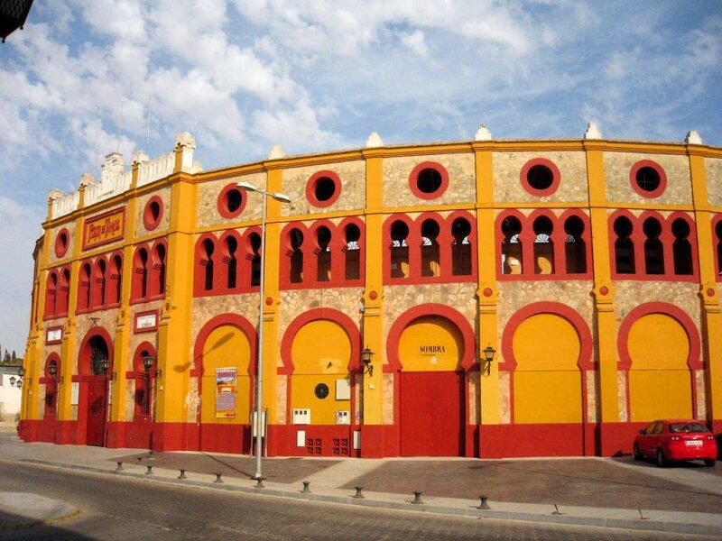 Plaza de Toros de el Pino